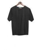 DISCOVERED(ディスカバード)の古着「ストライププルオーバー」|ブラック