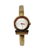 Salvatore Ferragamo(サルヴァトーレ フェラガモ)の古着「腕時計」|ホワイト(文字盤)