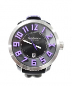 tendence(テンデンス)の古着「SPORT SWISS MADE STEEL/腕時計」|ブラック