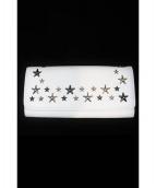 JIMMY CHOO(ジミーチュウ)の古着「NINO/2つ折り長財布」|ホワイト