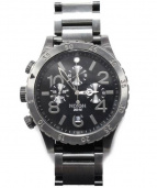 Nixon(ニクソン)の古着「リストウォッチ/腕時計」|ブラック