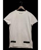 OFF WHITE(オフホワイト)の古着「17SS/バッグプリントTシャツ」|ホワイト