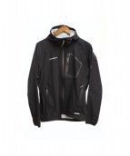MAMMUT(マムート)の古着「17SS/AERO SPEED JKT/エアロスピードジャケ」|ブラック