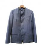 ato(アトウ)の古着「テーラードジャケット」|ネイビー