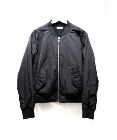 FRAY ID(フレイアイディー)の古着「MA-1ジャケット」 ブラック