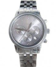 MICHAEL KORS(マイケルコース)の古着「腕時計」|ネイビー