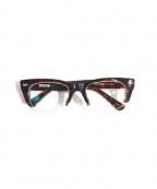 EFFECTOR(エフェクタ)の古着「reverb(リバーブ)/眼鏡」 ブラウン