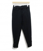 adidas×HYKE(アディダス×ハイク)の古着「トラックパンツ」|ブラック
