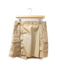 UNDERCOVER(アンダーカバー)の古着「キュロットスカート」|ベージュ