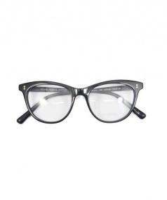 OLIVER PEOPLES(オリバーピープル)の古着「Jardinette/眼鏡」|ブラック
