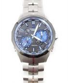 CASIO(カシオ)の古着「オシアナス マンタ/ソーラー腕時計」