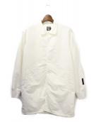 FULL-BK(フルビーケー)の古着「コーチジャケット」|ホワイト