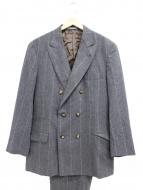 BRUNELLO CUCINELLI(ブルネロ クチネリ)の古着「カシミヤシルク混セットアップスーツ」