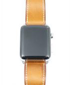 Apple×HERMES(アップル)の古着「HERMES/アップルウォッチ」|ブラウン