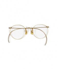 American Optical(アメリカンオプティカル)の古着「眼鏡フレーム」 ゴールド