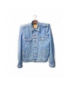 BALENCIAGA(バレンシアガ)の古着「17SS/デニムジャケット」|インディゴ