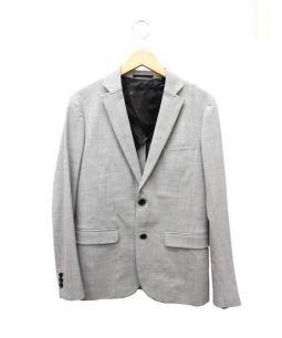 KNOTT(ノット)の古着「テーラードジャケット」 グレー