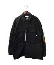 FACETASM(ファセッタズム)の古着「M65ジャケット」|ブラック