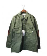 FACETASM(ファセッタズム)の古着「M65ジャケット」|カーキ