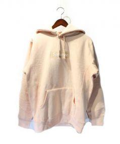 SUPREME(シュプリーム)の古着「BOX Logo Pullover」|ピーチ