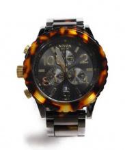Nixon(ニクソン)の古着「クロノグラフ / 腕時計」|ブラック