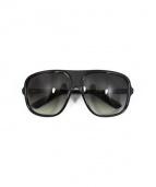 DITA(ディータ)の古着「ANVIL/ティアドロップサングラス」 ブラック