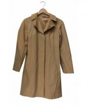 MAX&Co.(マックスアンドコー)の古着「ステンカラーコート」 ベージュ