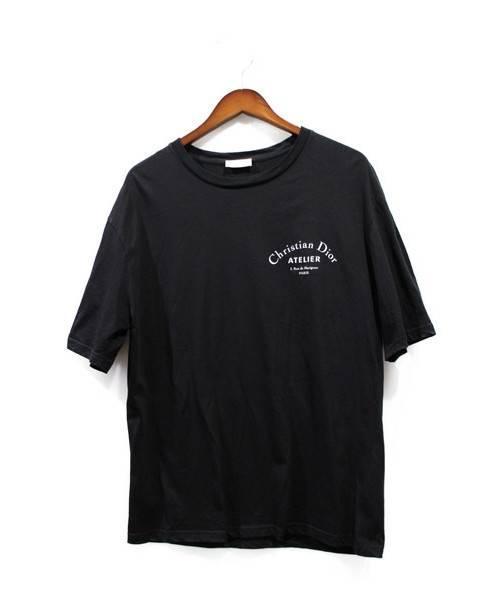 low priced f03c7 73983 [中古]DIOR HOMME(ディオールオム)のメンズ トップス アトリエロゴプリントTシャツ