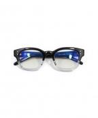 EFFECTOR(エフェクタ)の古着「Chorus/眼鏡」 ブラック