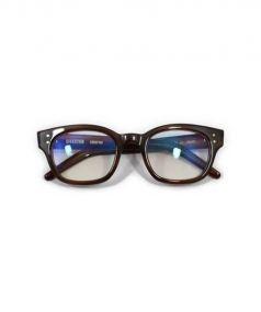 EFFECTOR(エフェクター)の古着「Chorus/眼鏡」 ブラウン