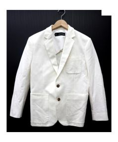 DSQUARED2(ディースクエアード)の古着「テーラードジャケット」 ホワイト