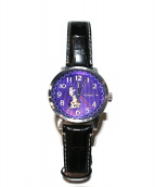 Paul Smith(ポールスミス)の古着「腕時計」|パープル