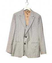GABRIELE PASINI(ガブリエレ パジーニ)の古着「テーラードジャケット」|グレー