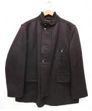 HUGOBOSS(ヒューゴボス)の古着「ジャケット」 ブラウン