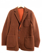 Belvest(ベルベスト)の古着「ウールジャケット」