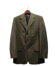 LOUIS VUITTON(ルイ・ヴィトン)の古着「テーラードジャケット」 カーキ
