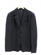 EMPORIO ARMANI(エンポリオアルマーニ)の古着「レイヤード1Bジャケット」
