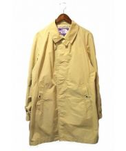 THE NORTH FACE PURPLE LABEL(ザノースフェイス パープルレーベル)の古着「ステンカラーコート」|ベージュ