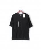 LUCIO VANOTTI(ルーチョ バノッティ)の古着「ポケットTシャツ」|ブラック