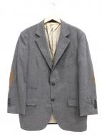 BRUNELLO CUCINELLI(ブルネロ クチネリ)の古着「エルボーパッチジャケット」