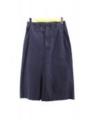 MHL.(エムエイチエル)の古着「18AW/ロングスカート」