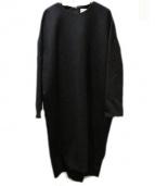 ENFOLD(エンフォルド])の古着「ワンピース」 ブラック