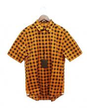 LOUIS VUITTON(ルイ・ヴィトン)の古着「半袖シャツ」|オレンジ