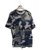 Neil Barrett(ニール バレット)の古着「プリントTシャツ」