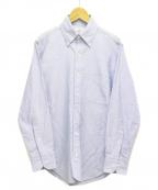 Black Fleece(ブラックフリース)の古着「ボタンダウンシャツ」|スカイブルー