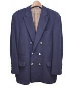 BRUNELLO CUCINELLI(ブルネロ クチネリ)の古着「ダブルジャケット」