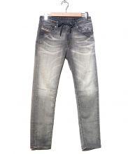DIESEL(ディーゼル)の古着「ジョグデニムパンツ」 グレー