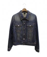 DIOR HOMME(ディオールオム)の古着「デニムジャケット」|インディゴ