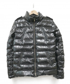 Francis T MOR.K.S(フランシストモークス)の古着「ダウンジャケット」|ブラック