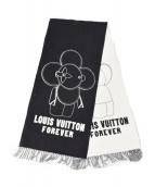LOUIS VUITTON(ルイ・ヴィトン)の古着「ヴィヴィエンヌマフラー」